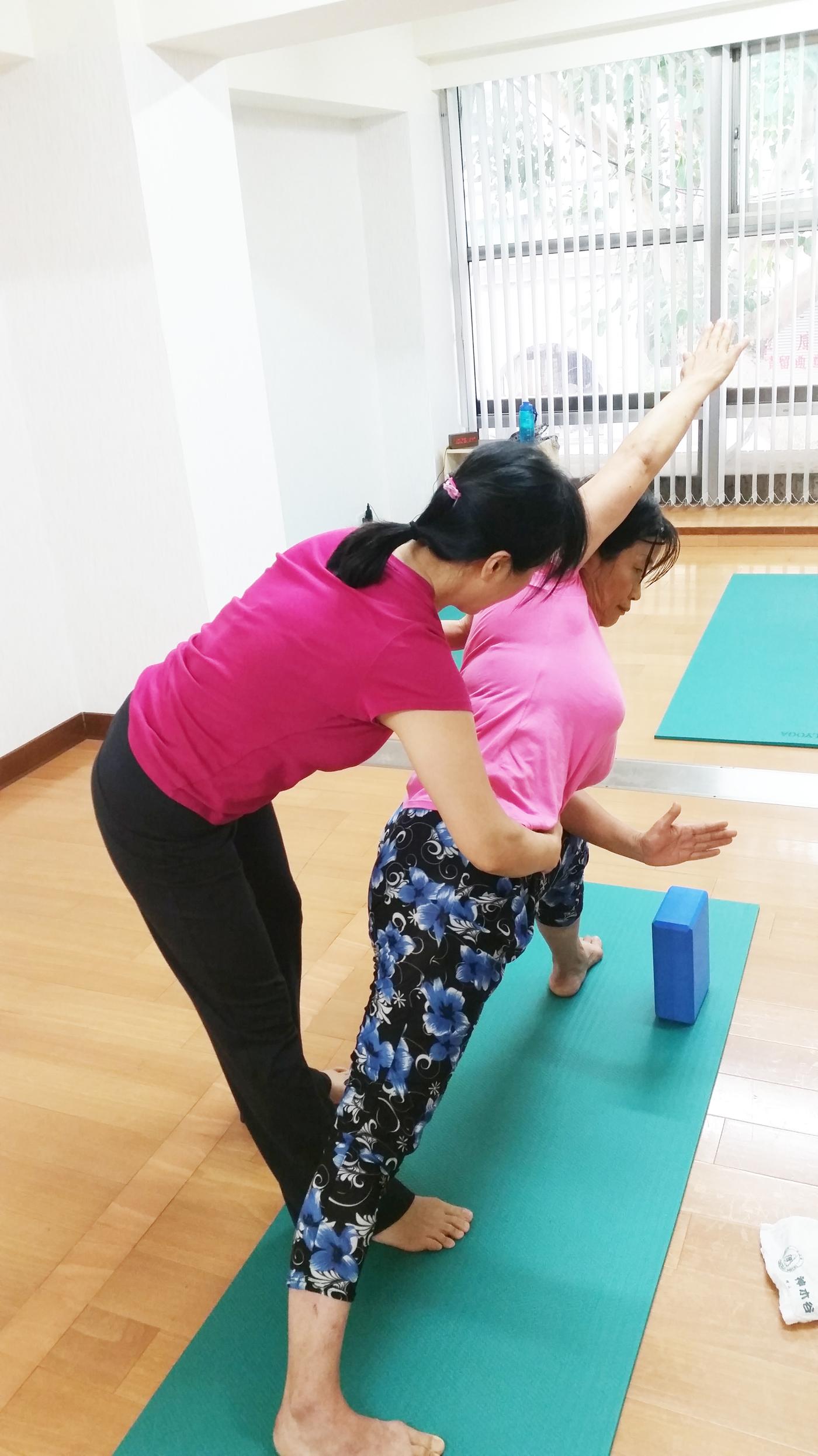 文山區-木柵-yoga-evolution-瑜伽教室-私人推薦上課